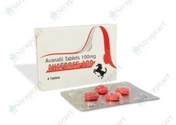 Avaforce 100Mg Avanafil