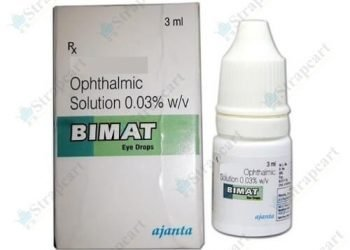 Bimat 3ml Eye Drop