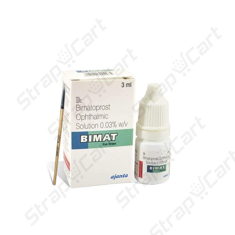 Bimat (With Brush) 3ml : Review, Use, Side Effects