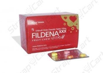 Buy Fildena Chewable 100mg Online
