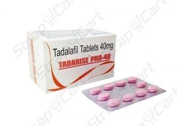 Buy Tadarise Pro 40mg online