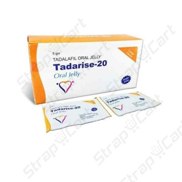Buy Tadarise oral Jelly online