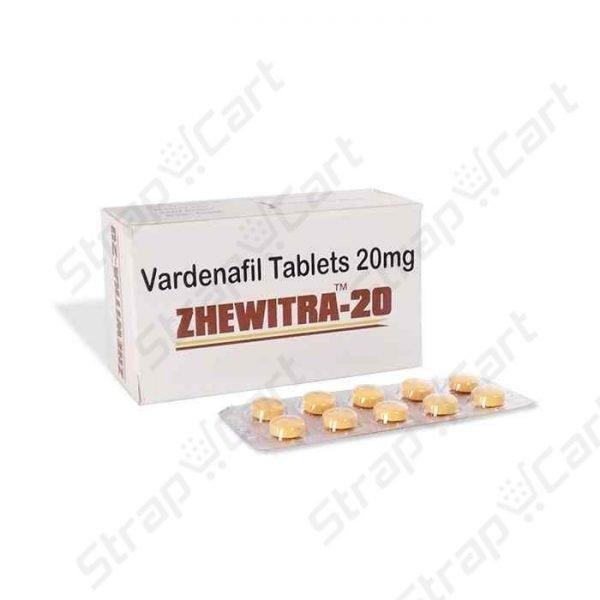 Buy Zhewitra 20mg online