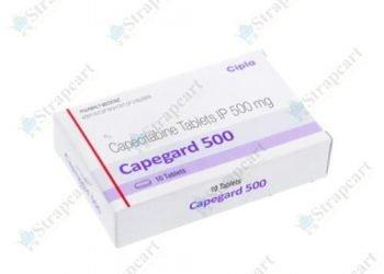 Capegard 500Mg