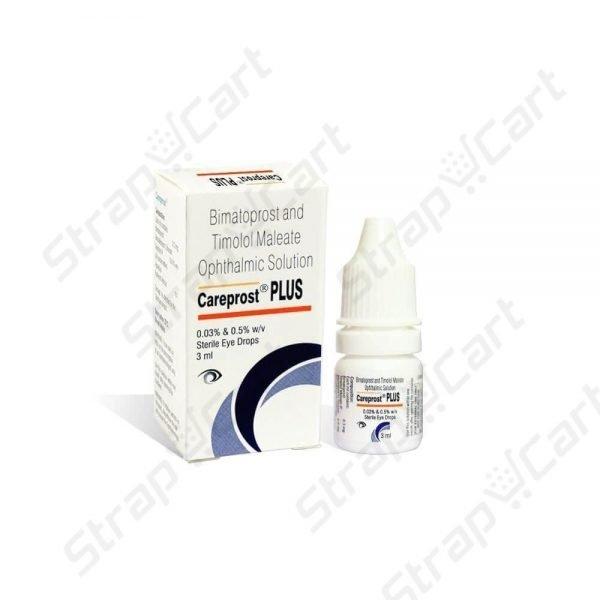Buy Careprost Plus Eye Drop 3ml Online
