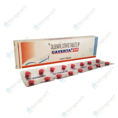 Caverta 50Mg