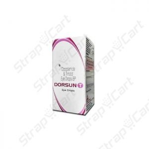 Buy Dorsun T eye drop 5ml Online