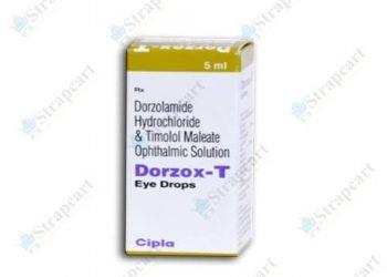Dorzox T Eye Drop
