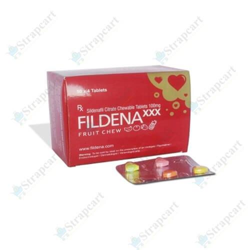 Fildena Chewable 100mg