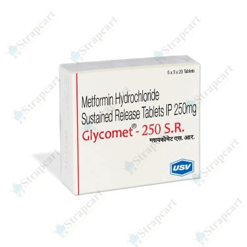 Glycomet 250Mg