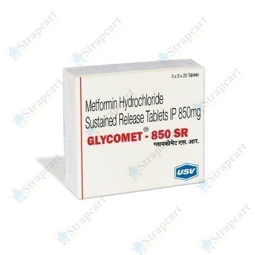 Glycomet 850Mg