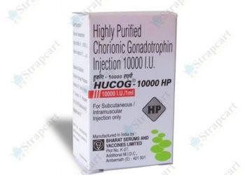 Hucog 10000 iu Injection