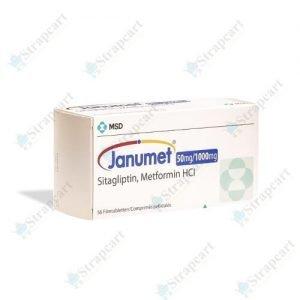 Janumet 50-1000Mg
