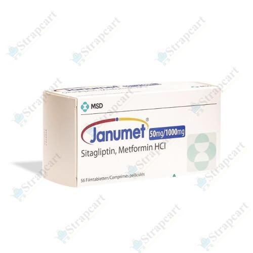 Janumet 50-500Mg