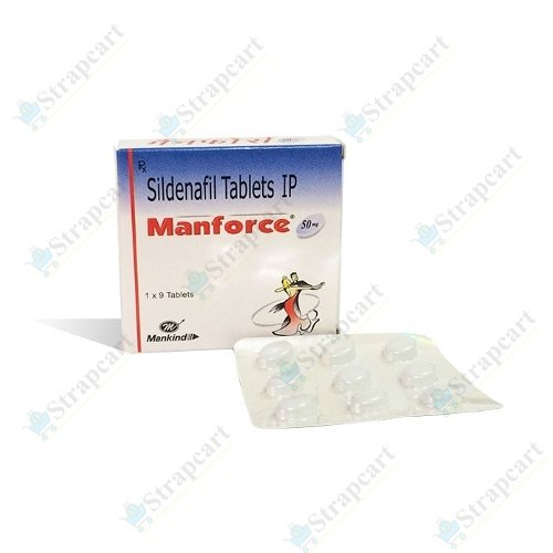 Manforce 50Mg