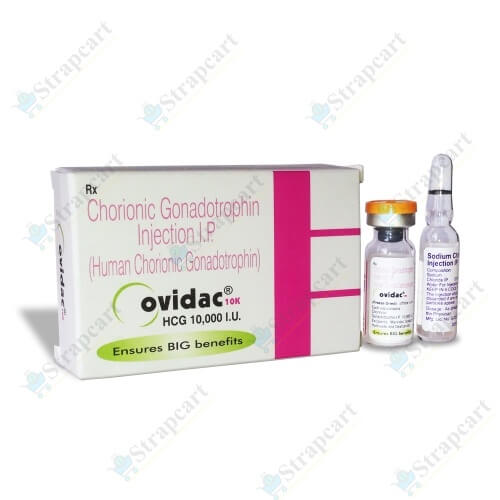 Ovidac 10000 iu Injection