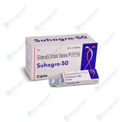 Suhagra 50Mg