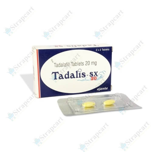 Tadalis SX 20Mg