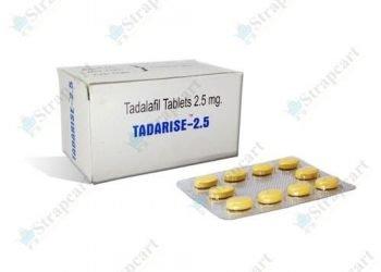 Tadarise 2.5Mg
