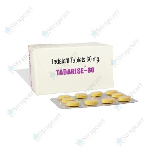 Tadarise 60Mg
