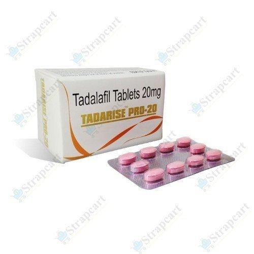 Tadarise Pro 20Mg