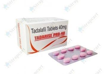 Tadarise Pro 40Mg