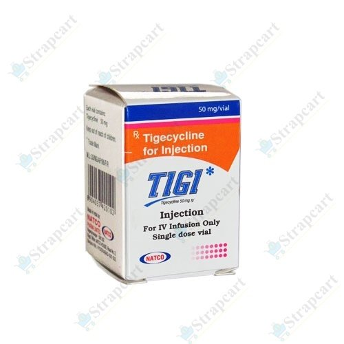 Tigi 50Mg Injection