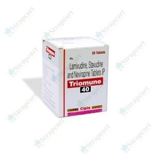 Triomune 40 Tablet