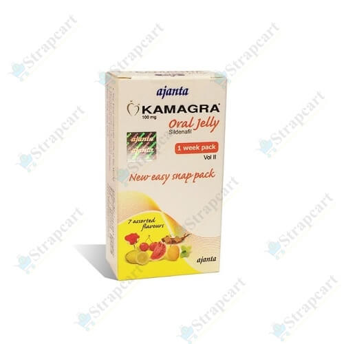 Week Pack Kamagra Oral Jelly-min