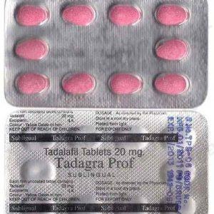 Buy Tadagra prof 20mg Online