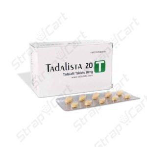 Buy Tadalista 20mg Online