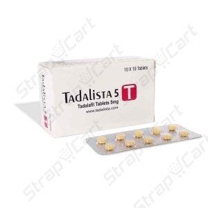 Buy Tadalista 5mg Online