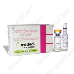 Buy Ovidac 10000 IU Injection Online