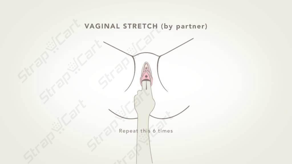 Can sex really stretch out my vagina