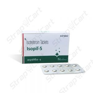 Isopil 5 mg Tablets