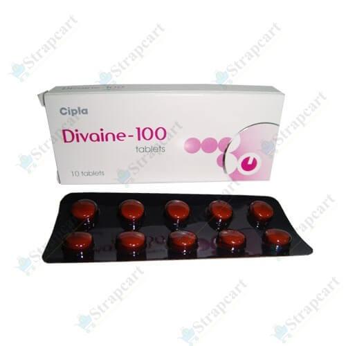 Divaine 100Mg