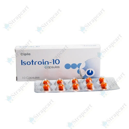 Isotroin 10Mg