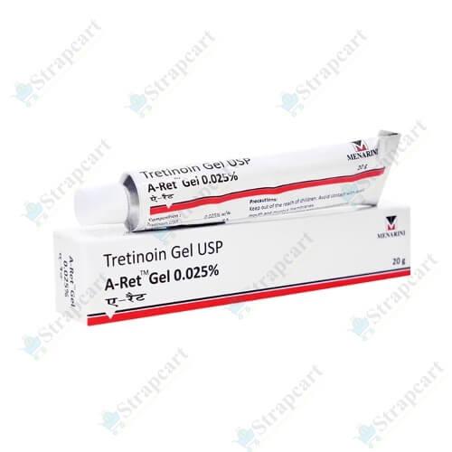 A-Ret 0.025% Gel