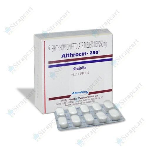 Althrocin 250Mg
