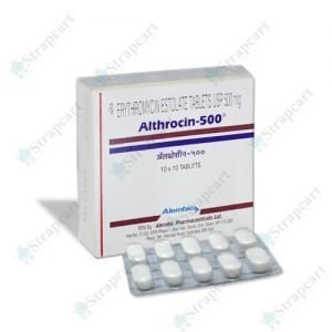 Althrocin 500Mg