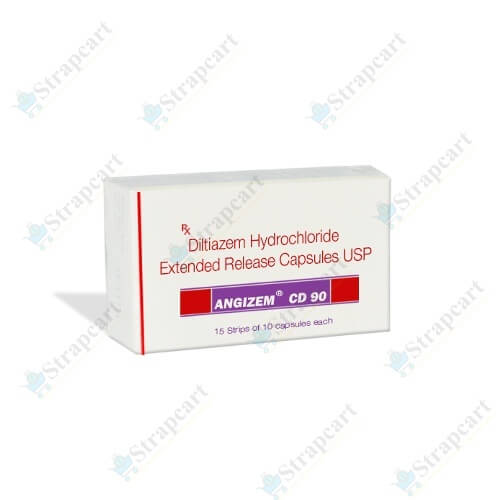 Angizem CD 90 Mg Capsule