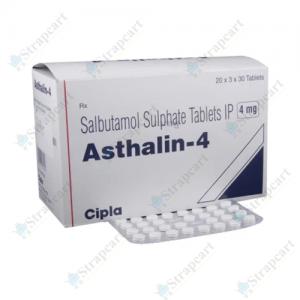 Asthalin 4Mg