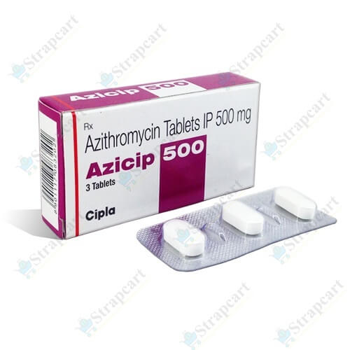 Azicip 500Mg