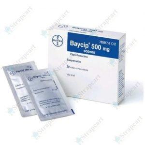 Baycip 500Mg