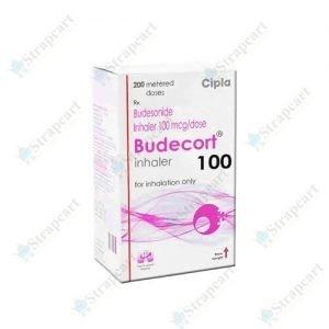 Budecort 100 Mcg Inhaler