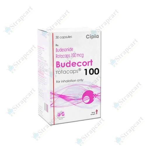 Budecort 100 Mcg Rotacaps