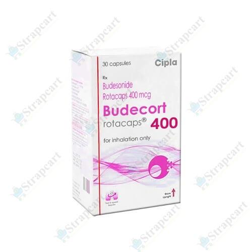 Budecort 400 Mcg Rotacaps