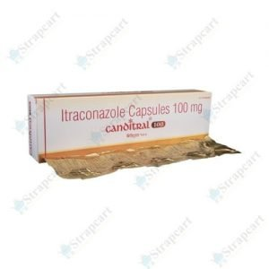 Canditral 100Mg capsule