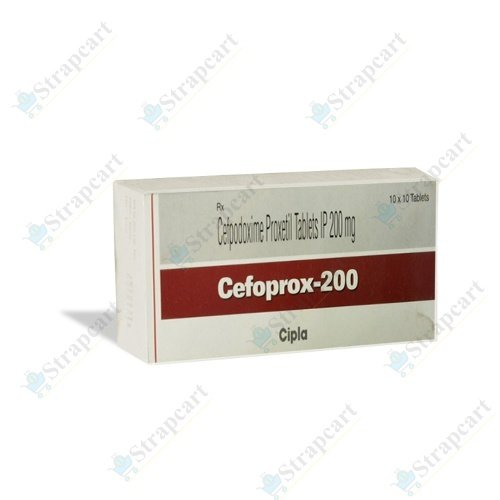 Cefoprox 200Mg