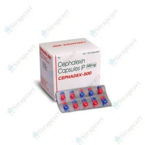 Cephadex 500Mg